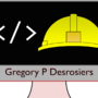 GregoryDesrosiers Personal Logo - Image 5 of 7
