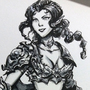 Dark Witch by ArtDeepMind