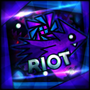 Memory of riot, a famous gd player by atria829