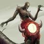 Worm man by FASSLAYER