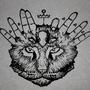 Inktober 9 - Pussy Finger by Skaalk