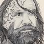 #045 Sandor Clegane 2
