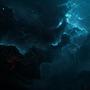 Atlantis Nebula #7 by Starkiteckt