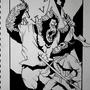 Inktober 11 - Ape by Skaalk