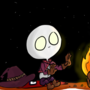 ghostie guy by EmpteeSpace
