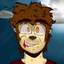 Wolf-ish man by WhoaJoe