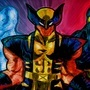 Iceman, Wolverine, Cyclops by MWArt
