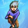 Jack Frost wind rider by Alef321