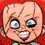 Rule 63 Chucky by IkaroKruz