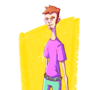 self portrait by cayiika