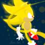 Super Sonic by ChrisRWS