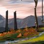 A landscape by rvhomweg