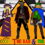 The Good The Bad and The Link by oldmanorange