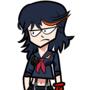 Ryuko - Kill La Kill by MrTodswire