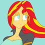 Sunset Shimmer by Makills
