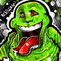 Slimer by BeKoe