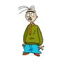 Ed Edd n' Eddy type by Makills