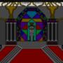 Zeta-7 Knight shrine by ZethosIX