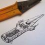 The Cutter by Xaltotun