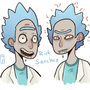 Rick moods by Heumilch