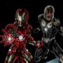 MW Iron-Man & Nova Prime by MWArt
