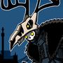 Dirty Bomb Halloween Fanart by DatCakeIzEhPai