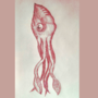 Evil Sentient Squid by wavertron