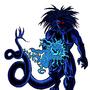 Blackheart colored by eMokid64