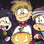 Hard Knocks Halloween by Ztoons