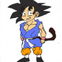 DBGT: Goku by Boost2win99