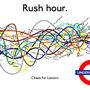 Rush Hour (Underground) by DanAbnormal