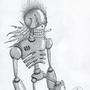 Skull-Bot by Vasodilation