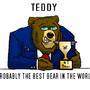 Teddy by Alivier