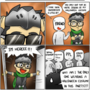 HKBull and the Guardians episode 3: Halloween fail by HienKBull