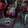 Inside Frankenstein's Monster by Lintire