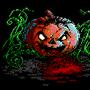 8bit Pumpkin by enzob7
