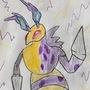Nidorino+bee drill by Surviverart