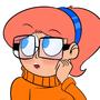 Ashlyn's Costume: Velma Dinkley by Superion123