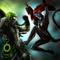 Apocalypse Predator Lucio vs Alien Widowchick skins design