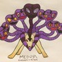 MEDUSA (Ninetales+Arbok) by CapriciousMunchies
