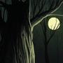 Spooky Tree by CultistLemming