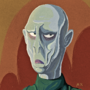 Voldemort Study by CultistLemming