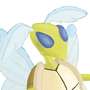 Warbee (Wartortle + beedrill) by Briver