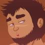 Zach in an Onsen by MineCraftCutie