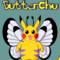 ButterChu Character Design Sheet (Pikachu+Butterfree)