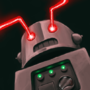 Attack of the Retro Robot by Apathy1