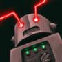 Attack of the Retro Robot