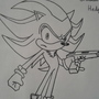 Shadow The Hedgehog by OneKidOfKnowledge
