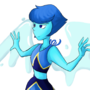 Lapis Lazuli - 'Crystal Gem' by V0xP0puli