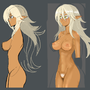 WIP Elf Animations by kuja-hin